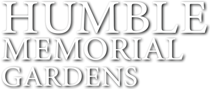 Humble Memorial Gardens Logo